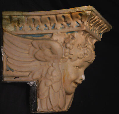 Antique Rookwood Faience Co. Cherub Angel Corbel Capital Cleveland Architectural