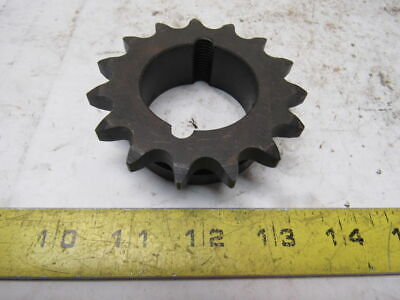 "Dodge 50BTL15H 100533 #50 Chain 5/8"" Pitch 15T 1210 Bushing Sprocket"