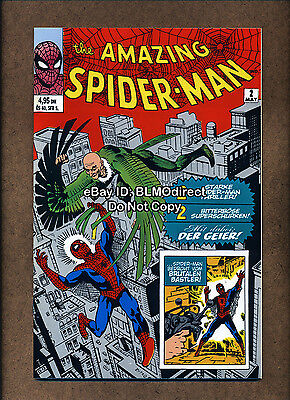 Amazing Spider-Man #2 VF/NM Euro Variant 1st App of Vulture Mysterio & Tinkerer