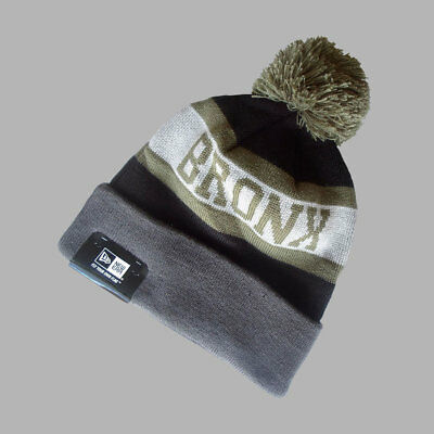 New York 'Bronx' New Era Knit Hat