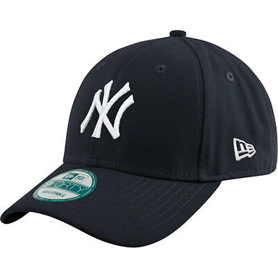 New York Yankees Officially Licenced MLB New Era 9FORTY Adjustable Cap