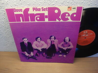 Dave Pike Set Infra Red 1971 Red Mps Rare In Mint