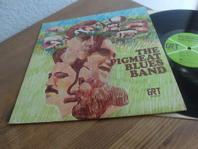 Pigmeat Blues Band, The What Ever Happened To Ian Buchanan 1969 Blues Rock