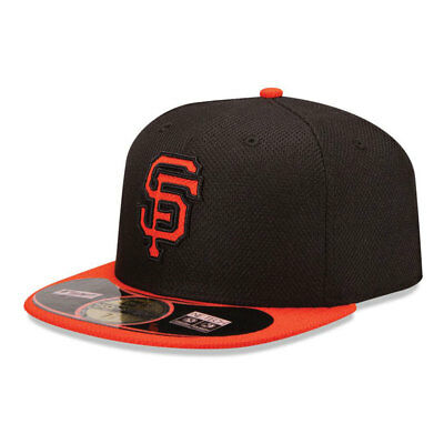 San Francisco Giants Officially Licenced Diamond New Era MLB 59FIFTY Fitted Cap