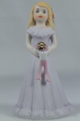 Growing Up Girls Age 8 Blonde #E-2308 Beautiful New In Box