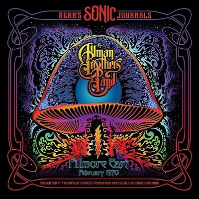 The Allman Brothers - Fillmore East February 1970 [New CD]