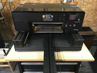 Spectra P600 DTG Direct to Garment Printer + NEW Modular + RIP Software Dongle