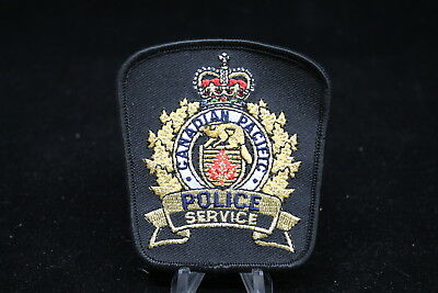 Canadian Pacific CP Rail Train Police Patch 1