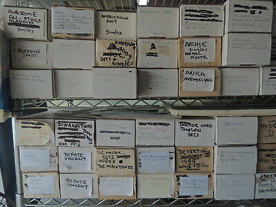 Huge Lot Massive Non Sport Card Inventory 300,000+ Expand Your Sports Card Biz