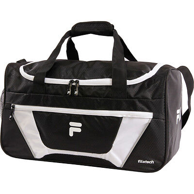 d6e69d441d38 Fila Cannon 3 Small Duffel Gym Sports Bag 2 Colors Gym Bag NEW 1 of 6FREE  Shipping ...