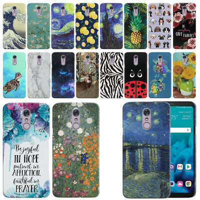 For LG Stylo 4/ Stylo 4 Plus/ Q Stylus (2018) HARD Back Case Phone Cover