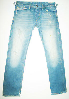 dc17108a *HOT AUTHENTIC Men DIESEL @ KOOLTER 8X2 Slim TAPERED Jeans 32 x 30 (Fit