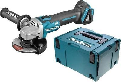 Makita Dga506Z 18V Lxt Brushless Angle Grinder Body Only In Makpac Case New