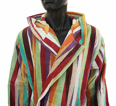 Missoni Home Accappatoio Bath Robe Fiore Pop Collection Romy 159 Small  Hooded