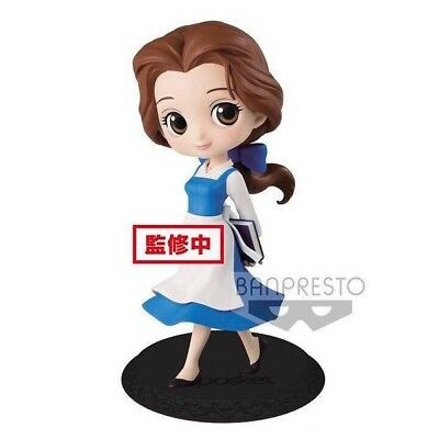 EC Banpresto Q Posket Disney Figure Beauty and the Beast Country Style Belle A