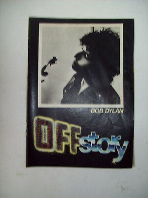 Off story -   Bob Dylan