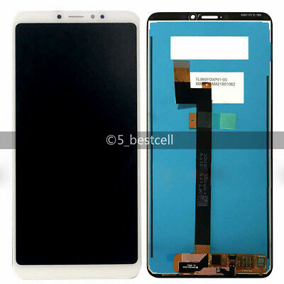 White For Xiaomi Mi MAX 3 Mi MAX3 LCD Display+Touch Screen Digitizer Assembly