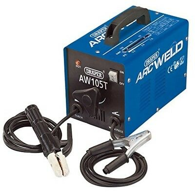 230v Arc Welder Turbo 100amp - Draper 100a 53082