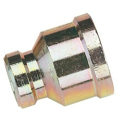 "Draper 25867 1/2"" Female To 1/4"" Female Bsp Parallel Reducing Union - 12 14 x"