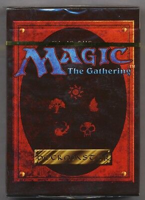 Magic The Gathering 4th Edition Starter Set Original 1995 Mint Sealed WOC6100