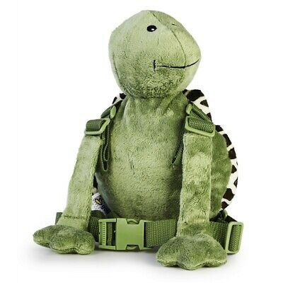 Goldbug Baby Toddler Harness Buddy Reins - Turtle - Backpack All Animal Child