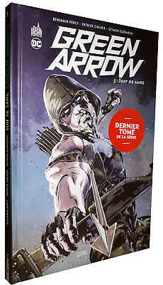 Comics - Urban Comics - Green Arrow T.05 : Soif De Sang