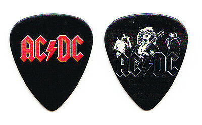 AC/DC Band Photo Promo Guitar Pick #2
