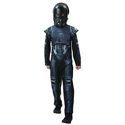 Rubies Offizielle Rogue Ein K-2s0 Droid Star Wars Deluxe Kostüm Childs Medium