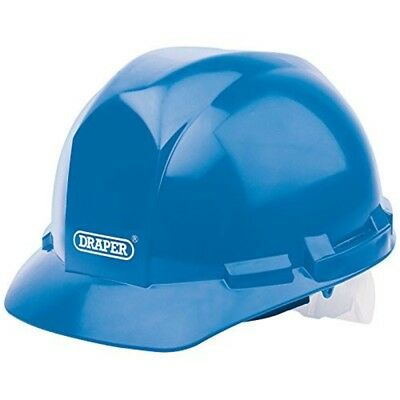 Safety Helmet (blue) - Draper Blue En397 51140 Hard