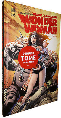Comics - Urban Comics - Wonder Woman, Deesse De La Guerre T.03 : Resurrection