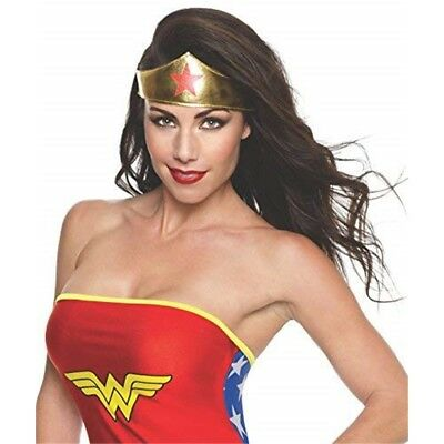 Rubie's Official Adult's Wonder Woman Tiara - Multi-coloured