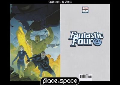 Fantastic Four, Vol. 6 #1V (1:100) Ribic Virgin Variant (Wk32)