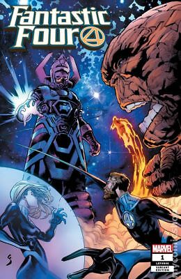 Fantastic Four #1 NM MyComicShop Variant by Geoff Shaw Limited Ed. Print Run 400