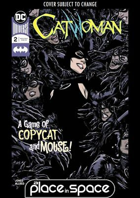 Catwoman, Vol. 5 #2A (Wk32)