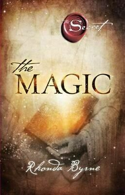 NEW The Magic By Rhonda Byrne Paperback Free Shipping