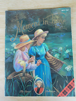 A Moment In Time~Pat Clarke~Plaid #8533~Folk Art Projects~51pp P/B~1990