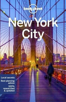 NEW New York City By Lonely Planet Travel Guide Paperback Free Shipping