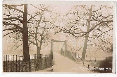 London - R/p - Early Morning In Regents Park, Nw. London, 1905