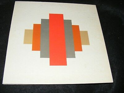 ADVERTISING Record LP Oddity UTICA FINE ARTS J. P. Stevens SHEETS Indian Lve 70s