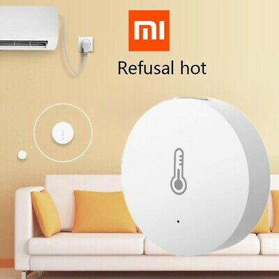Xiaomi Smart Temperature And Humidity Humidity Sensor Home With Android iOS APP