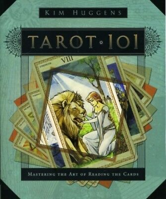 Tarot 101: Mastering the Art of Reading the Cards (Paperback), Hu...