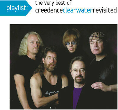 Creedence Clearwater - Playlist: The Very Best Of Creedence Clearwater Revisited