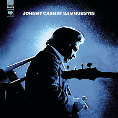 Johnny Cash - At San Quentin [New CD]