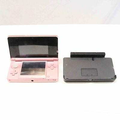 Nintendo 3DS pink 2006 Charger and Charging Cradle Dock#454