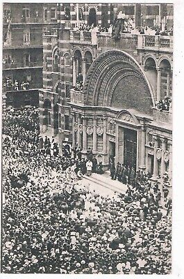 Eucharistic Congress. London. Meeting At Westminster Cathedral,sep. 20, 1908