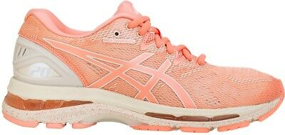 ASICS GEL NIMBUS 20 Womens Running scarpa Yellow EUR 83