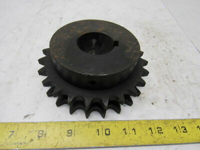 "#50 Roller Chain 50-2  Sprocket 2 Strand 23T 1-1/2"" Bore"