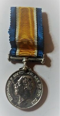 King George V -- 1914-1918 -- War Service Medal