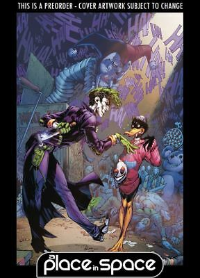 (Wk35) The Joker / Daffy Duck Special #1A - Preorder 29Th Aug