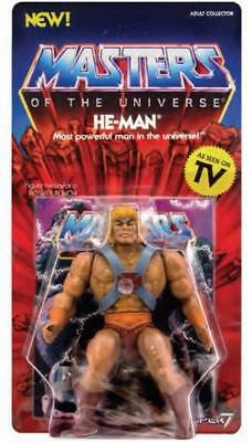 Masters Of The Universe Vintage Collection Super 7 Wave 1 He-Man #preorder#